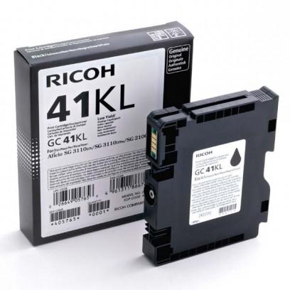 Gelová náplň Ricoh GC41KL černá