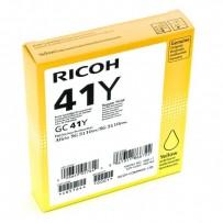 Gelová náplň Ricoh GC41HY žlutá