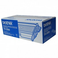 Brother originální toner TN2000, black, 2500str., Brother HL-20x0, MF-7420