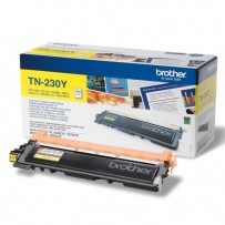 Brother originální toner TN230Y, yellow, 1400str., Brother HL-3040CN, 3070CW, DCP-9010CN, 9120CN, MFC-9320CW