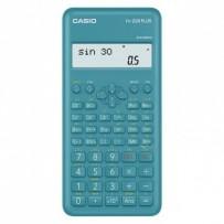 Casio Kalkulačka FX 220 PLUS 2E CASIO, modrá, školní