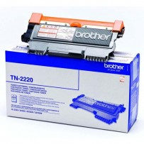 Brother originální toner TN2220, black, 2600str., Brother HL-2240D, 2250DN