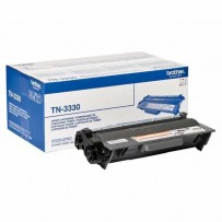 Brother originální toner TN3330, black, 3000str., Brother HL-5440D, HL-5450DN, HL-5470DW, HL-6180