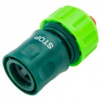 Verto rychlospojka se stopkou 15G723, 19mm, zelená