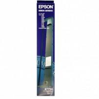 Epson originální páska do tiskárny, 7754/C13S015022, černá, Epson LQ 1000, 1050, 1170, 1600K, 1800K, 1900K