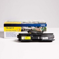 Brother originální toner TN-321Y, yellow, 1500str., Brother HL-L8350CDW,HL-L9200CDWT