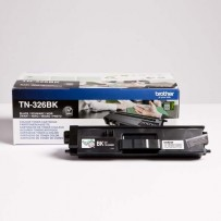 Brother originální toner TN-326BK, black, 4000str., Brother HL-L8350CDW, DCP-L8400CDN