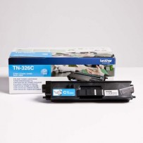 Brother originální toner TN-326C, cyan, 3500str., Brother HL-L8350CDW, DCP-L8400CDN