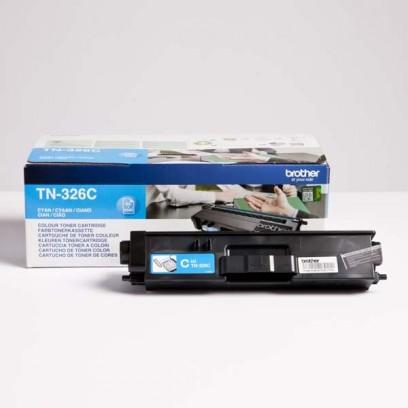 Toner Brother TN-326C modrý