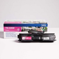 Brother originální toner TN-326M, magenta, 3500str., Brother HL-L8350CDW, DCP-L8400CDN