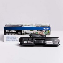 Brother originální toner TN-329BK, black, 6000str., Brother HL-L8350CDW,HL-L9200CDWT
