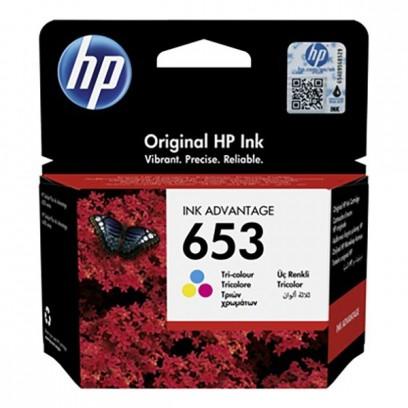 HP 653 barevná