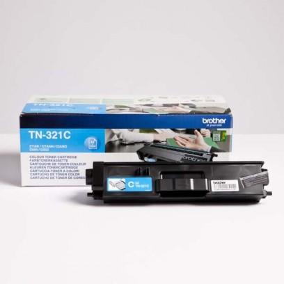 Toner Brother TN-321C modrý