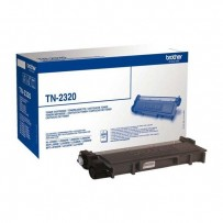 Toner Brother TN-2320 černý, 2600 stran
