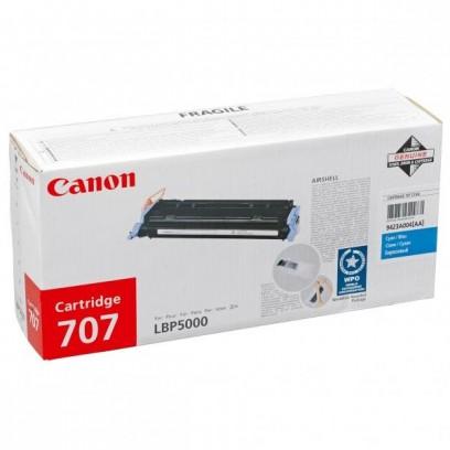 Toner Canon CRG-707 modrý