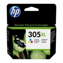 HP 305XL, HP 3YM63AE barevná