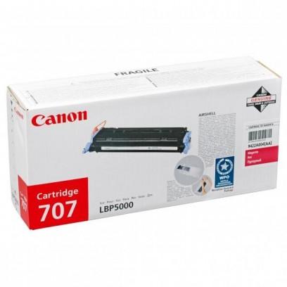 Toner Canon CRG-707 červený