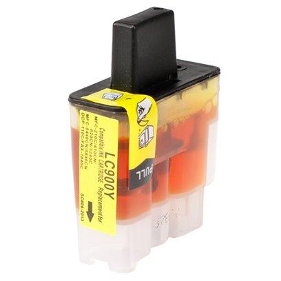 Kompatibilní Brother LC-900Y žlutá