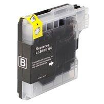 Kompatibilní Brother LC-980BK černá