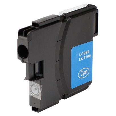 Kompatibilní Brother LC-980C modrá