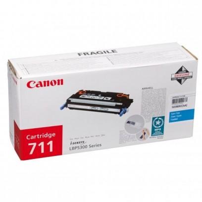Toner Canon CRG-711 modrý