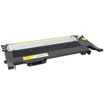 Kompatibilní toner HP W2072A, HP 117A žlutý