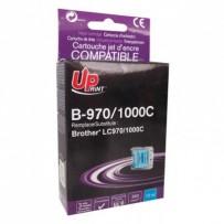 Kompatibilní Brother LC-1000C modrá