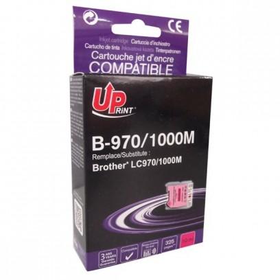 Kompatibilní Brother LC-1000M červená