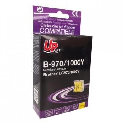 Kompatibilní Brother LC-1000Y žlutá