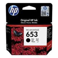 HP 653 černá