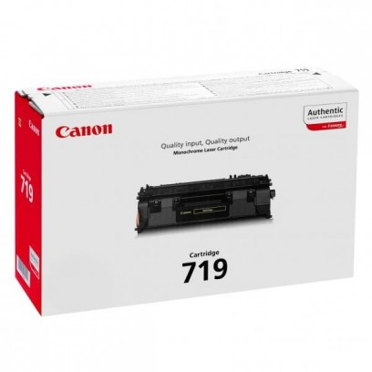 Toner Canon CRG-719 černý