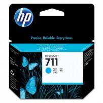 HP 711 modrá