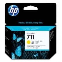 HP 711 žlutá - 3ks