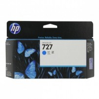 HP F9J76A, HP 727 azurová, 300ml