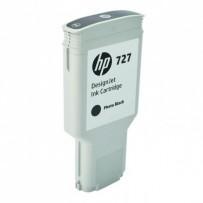 HP F9J79A, HP 727 fotografická černá, 300ml