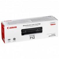 Canon originální toner CRG712, black, 1500str., 1870B002, Canon LBP-3100