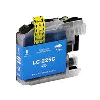 Kompatibilní Brother LC-225XLC modrá