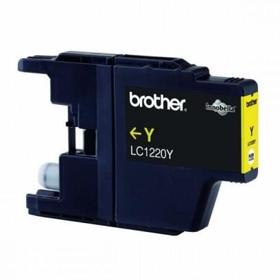 Brother LC-1220Y žlutá