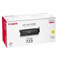 Canon originální toner CRG723, yellow, 8500str., 2641B002, Canon LBP-7750Cdn