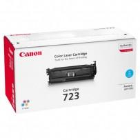 Canon originální toner CRG723, cyan, 8500str., 2643B002, Canon LBP-7750Cdn