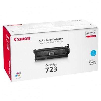Toner Canon CRG-723 modrý