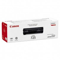 Canon originální toner CRG725, black, 1600str., 3484B002, Canon LBP-6000, 6020, 6020b, MF 3010