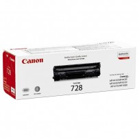 Canon originální toner CRG728, black, 2100str., 3500B002, Canon MF-4410, 4430, 4450, 4550, 4570, 4580, 4890