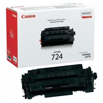 Toner Canon CRG-724 černý