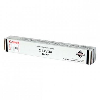 Canon originální toner CEXV34, black, 23000str., 3782B002, Canon iR-C2020, 2030