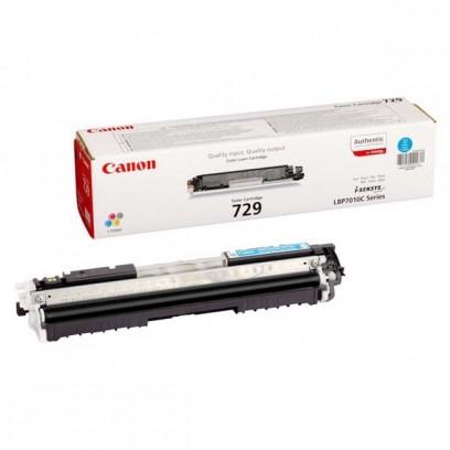 Toner Canon CRG-729 modrý