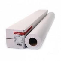 """Canon 610/30/Matt Coated Paper, matný, 24"""", 7215A006, 180 g/m2, papír, 610mmx30m, bílý, pro inkoustové tiskárny, role, grafický"""