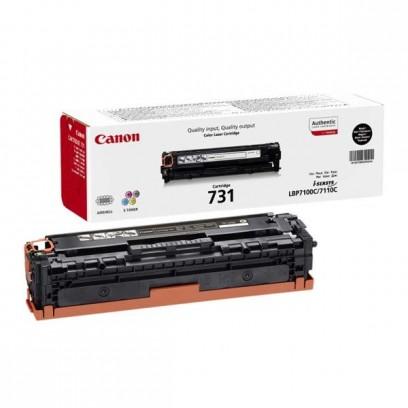 Toner Canon CRG-731 černý