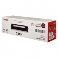 Canon originální toner CRG731H, black, 2400str., 6273B002, high capacity, Canon LBP-7100Cn, 7110Cw, MF 8280Cw