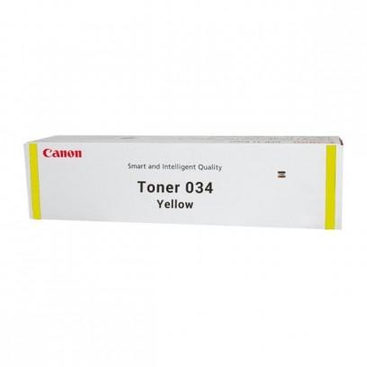 Toner Canon 034 žlutý